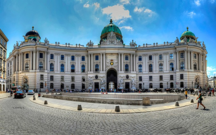 Hofburg Palace Wallpapers