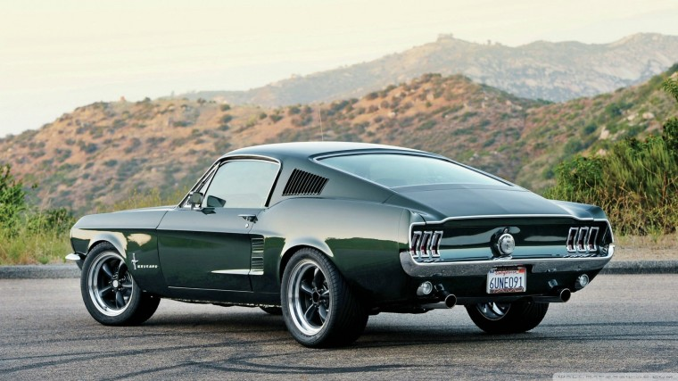 Ford Mustang Fastback Wallpapers