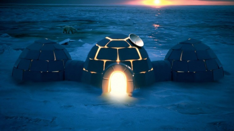 Igloo Wallpapers
