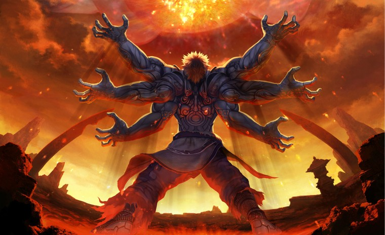 Asura's Wrath HD Wallpapers