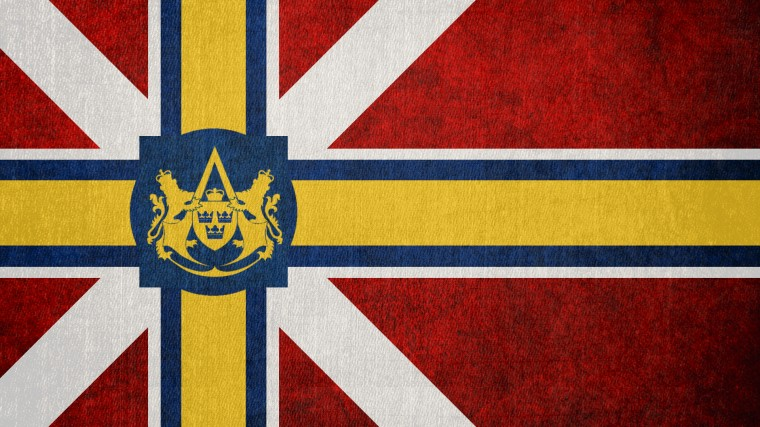 Scandinavian Commonwealth Flag Wallpapers