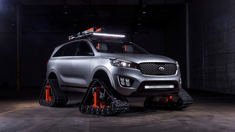 Kia Wallpapers