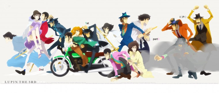 Lupin The Third Wallpapers