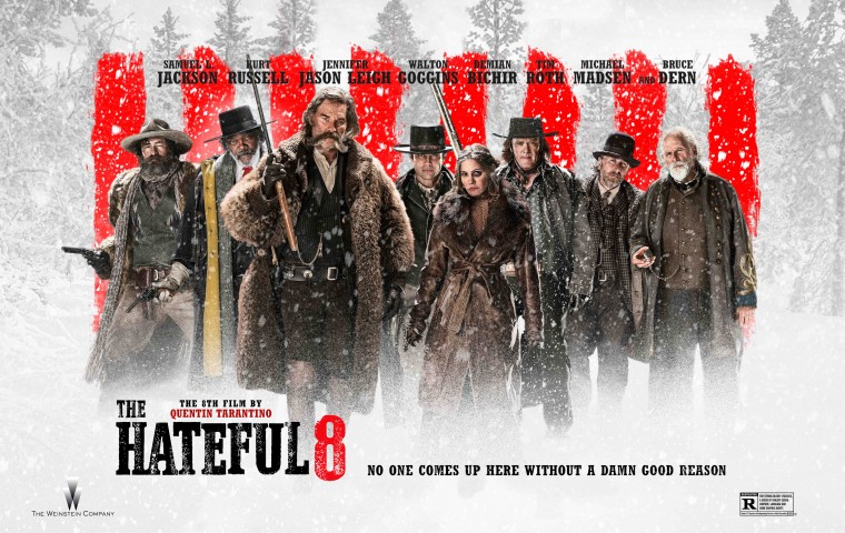 The Hateful Eight Wallpapers