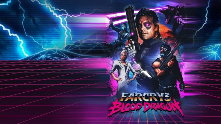 Far Cry 3: Blood Dragon HD Wallpapers