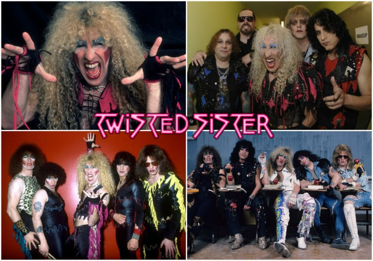 Twisted Sister Wallpapers