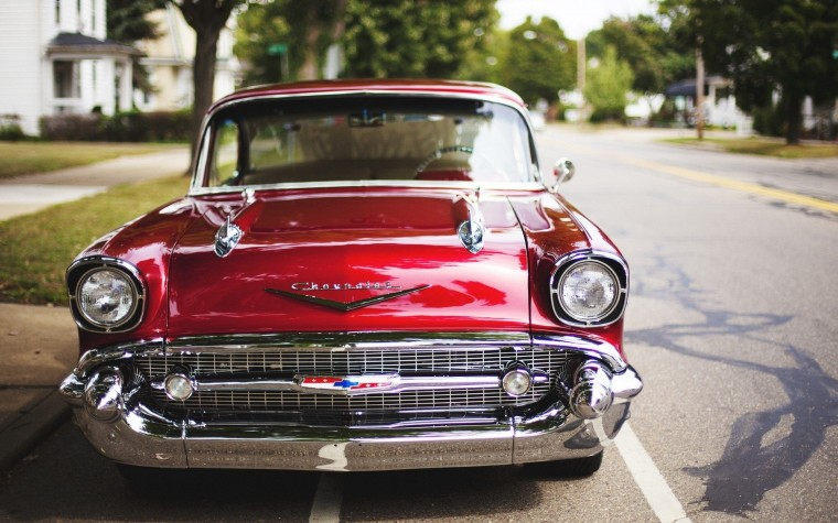 Chevrolet Bel Air Wallpapers