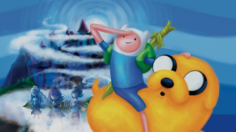 Adventure Time: The Secret Of The Nameless Kingdom HD Wallpapers