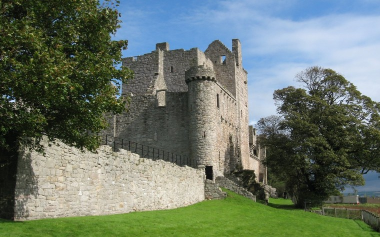 Craigmillar Castle Wallpapers
