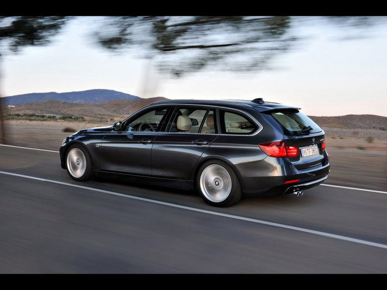 BMW 3 Series Touring Wallpapers