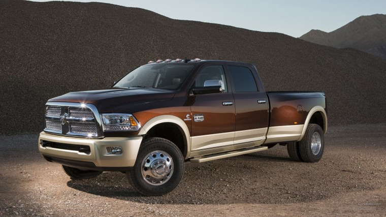 Dodge Ram 3500 Wallpapers