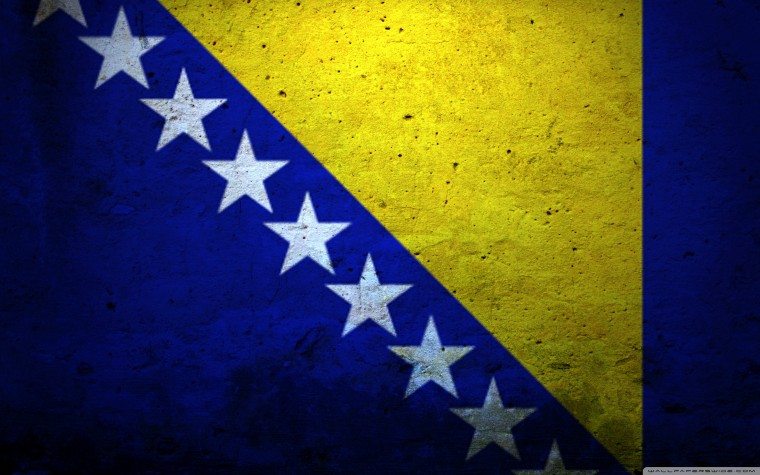 Flag Of Bosnia Wallpapers