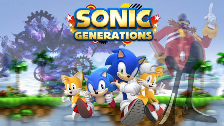 Sonic Generations HD Wallpapers
