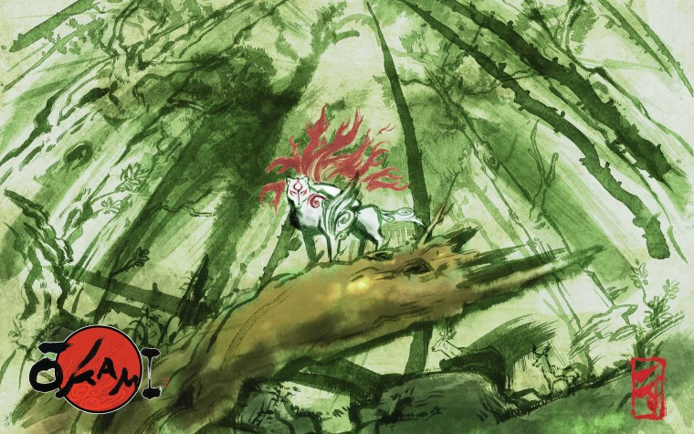 Okami HD Wallpapers