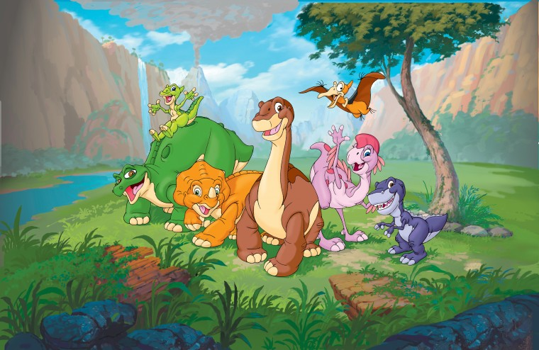 The Land Before Time Wallpapers