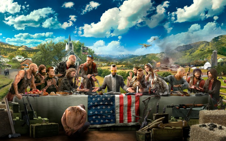Far Cry 5 HD Wallpapers