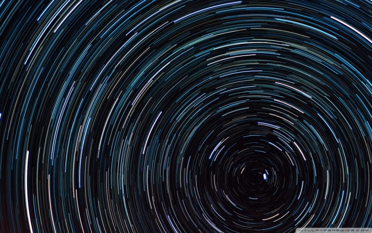 Star Trail Wallpapers