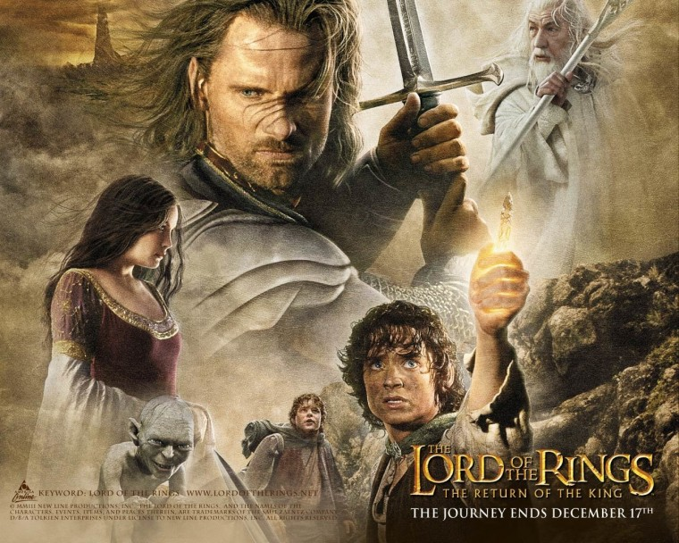 The Lord of the Rings: The Return of the King Wallpapers