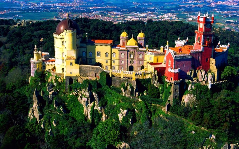 Pena Palace Wallpapers