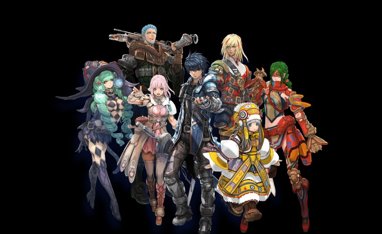 Star Ocean: Integrity and Faithlessness HD Wallpapers