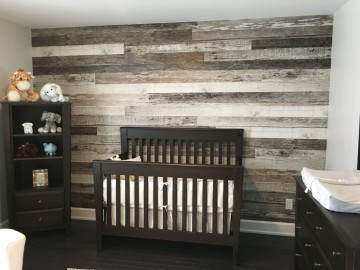 Barnwood Wallpaper for House