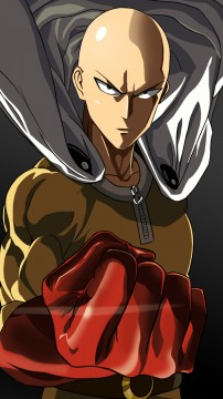 Onepunch Man iPhone