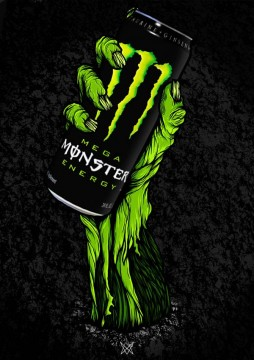 Cool Monster Energy
